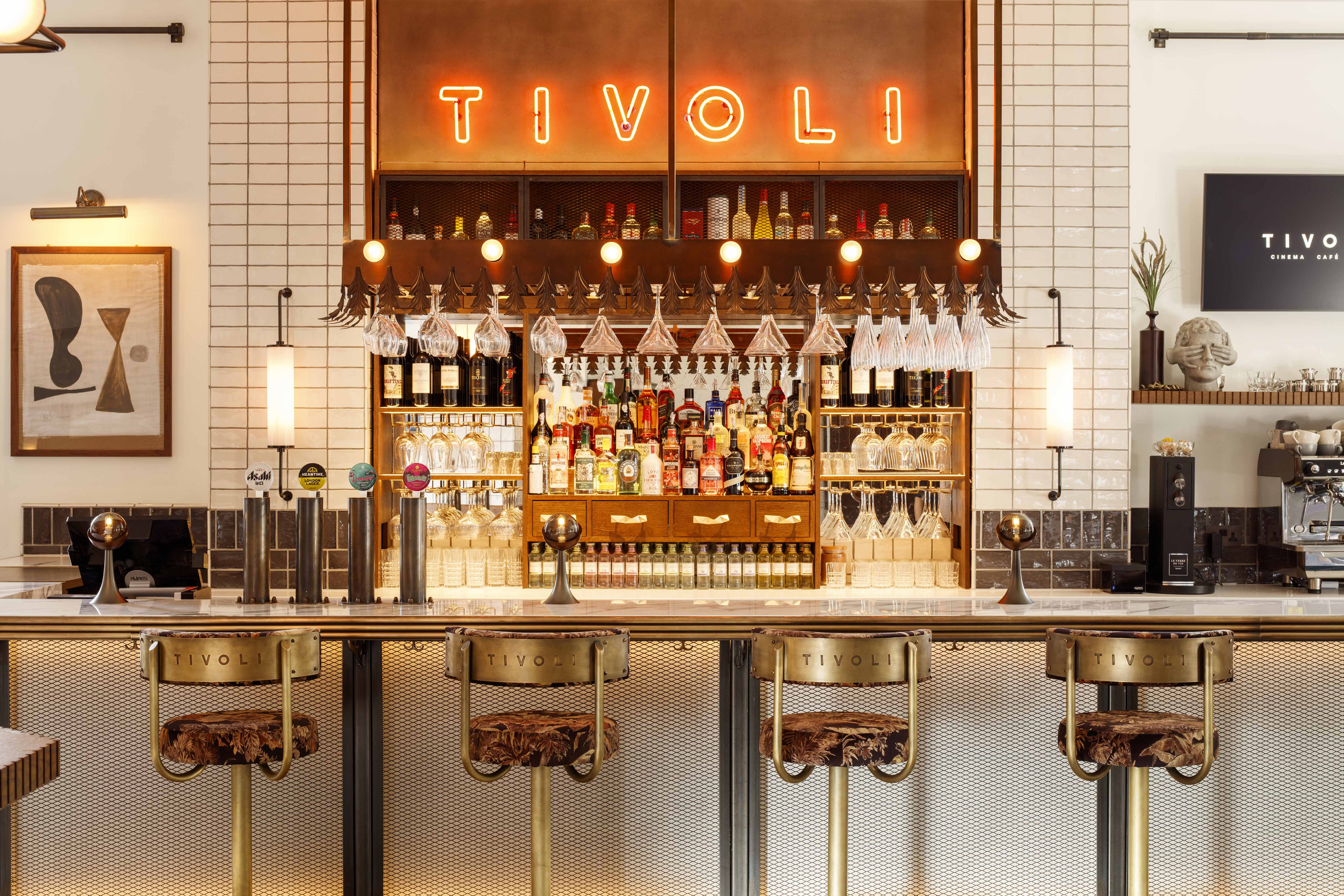 Tivoli Cinema bar